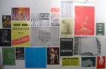 Poster submission wall