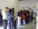 Presentation Parazine @ Printing Matters Manifestation