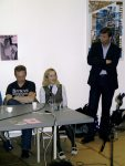 PrintROOM @ Printing Matter conference (interview by Hans Maarten van den Brink)