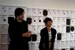 work Janneke Smeets, Daniël van der Velden and Michèle Champagne