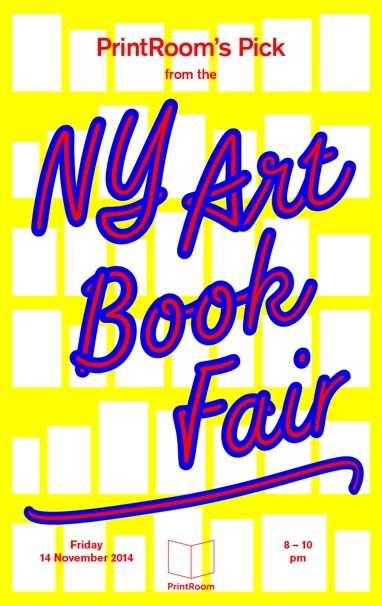 NY Art Book Fair web cover